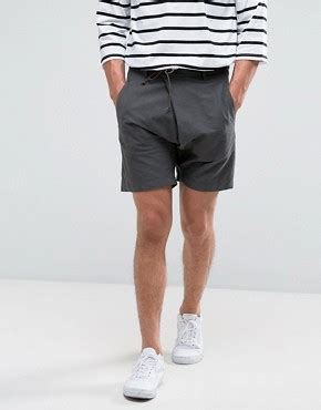 Ellesse Shorts With Drop Crotch s shorts s chino shorts denim shorts asos