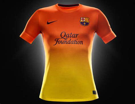 Kaos Bacelona Fc barcelona away shirt 2012 2013