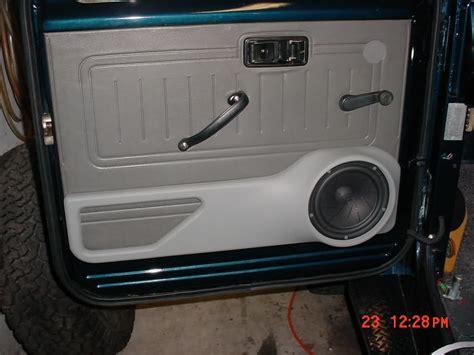 drivers   mounting spacing  scanspeak  car audio diymobileaudiocom car