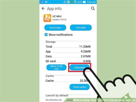 7 ways to clear your browser s cache on an android