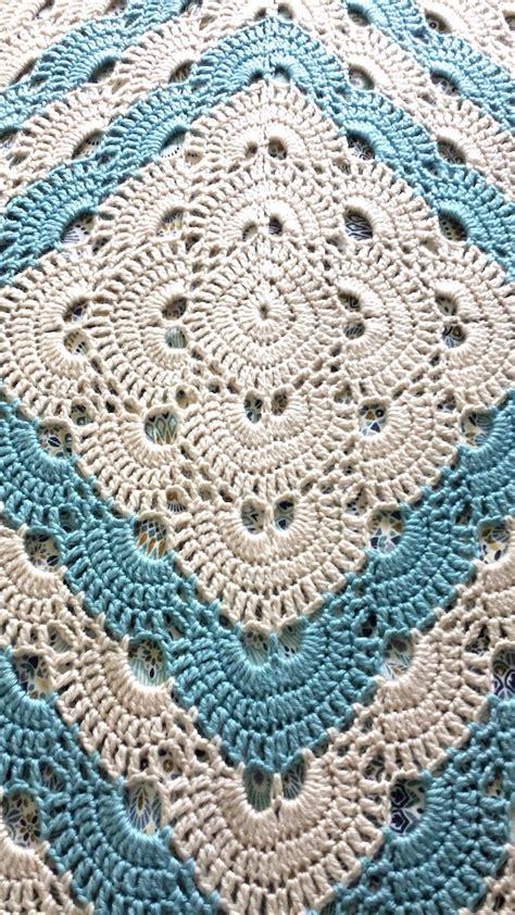 crochet pattern virus blanket thursday throwback crochet