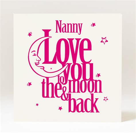 printable birthday cards nanny handmade mother s day birthday nanny nana nanna love you