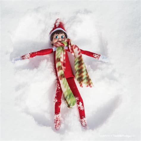 On The Shelf Snow by On The Shelf Ideas 25 Ideas To Up Your