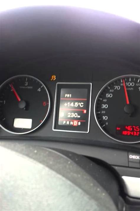 Multitronic Probleme Audi A4 by Audi A4 B7 Multitronic Vibration Dmf Problem Youtube