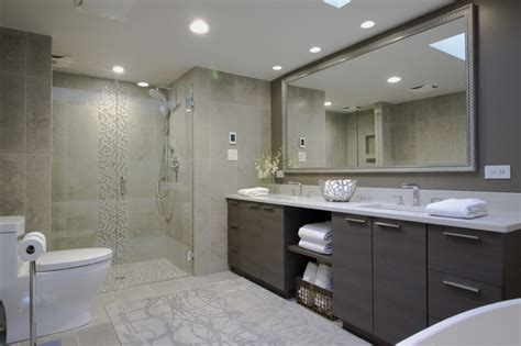 what is ensuite bathroom refined contemporary ensuite bathroom renovation zwada home interiors design