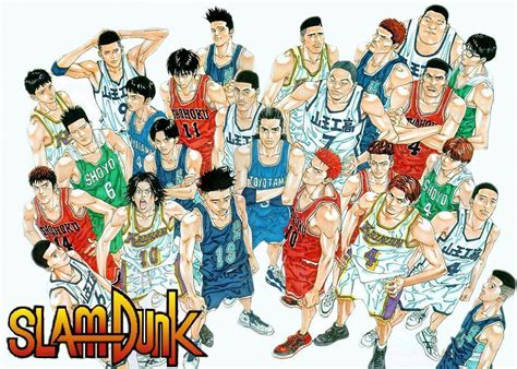 slam dunk anime wallpaper slam dunk anime wallpapers wallpaper cave