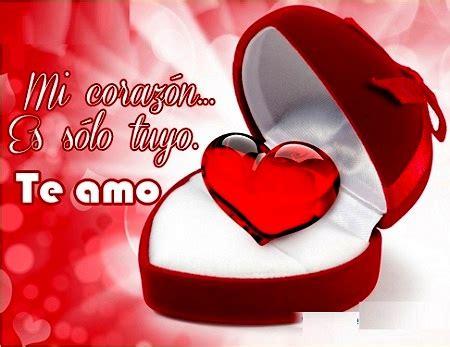 imagenes de corazones hermosos con frases imagenes de corazon con mensajes de amor para whatsapp