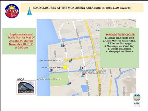 mmda number coding scheme directions routes maps mmda issues traffic advisory rerouting scheme during apec