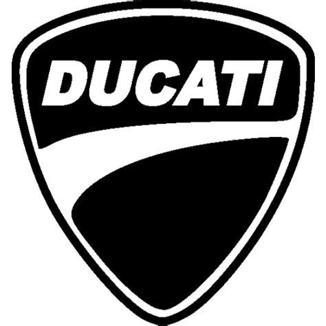 Ducati Sticker Logo by Sticker Et Autocollant Ducati Logo
