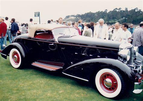 walter p chrysler jr vintage motoring 1932 chrysler imperial custom roadster