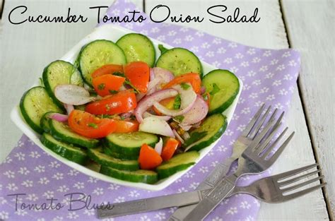 easy salad recipe cucumber tomato onion salad recipe easy salad recipes