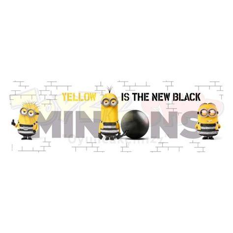 Nexx22i Pj Tsum Tsum Yellow 1000 par 231 a puzzle panorama minions 3 yellow is the new black toyzz shop