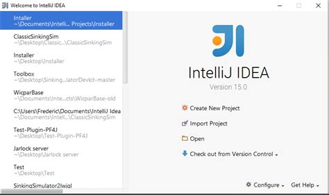 git tutorial intellij modding tutorial 0 setting up the workspace sinking