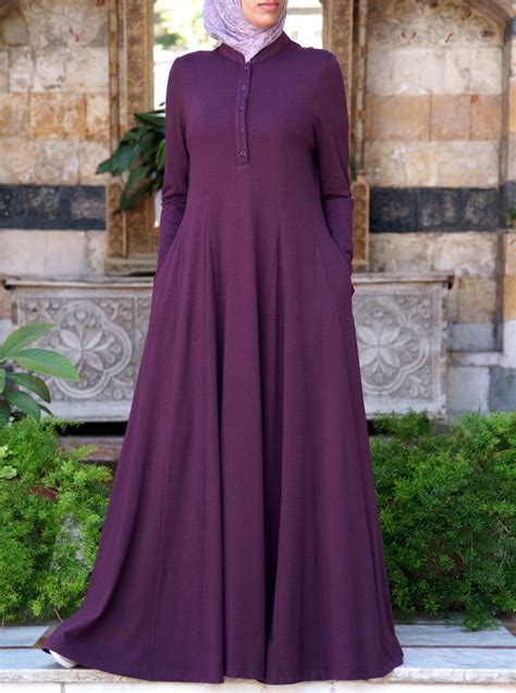 Maxi Dress Gamis Baju Muslim Wanita Mustika Maxi islamic clothing for muslim and by shukr