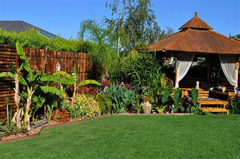 bali backyard ideas home tropical gardens bali style garden designs melbourne