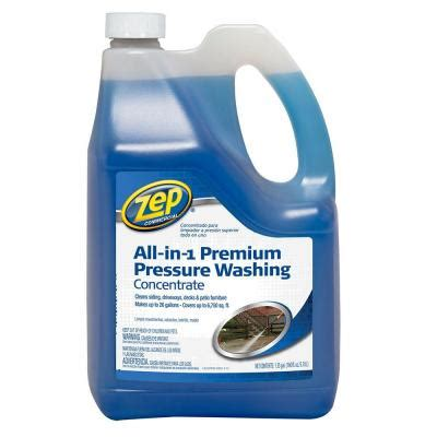 zep pressure washer cleaner  boat  hull truth