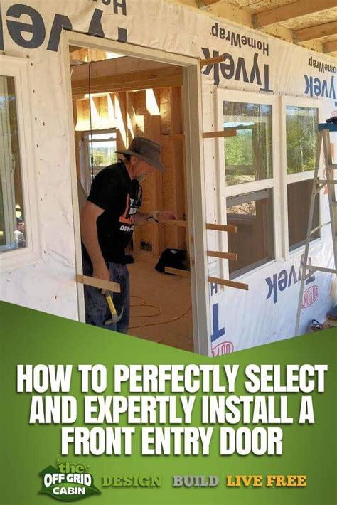 knew   install  entry door   pro