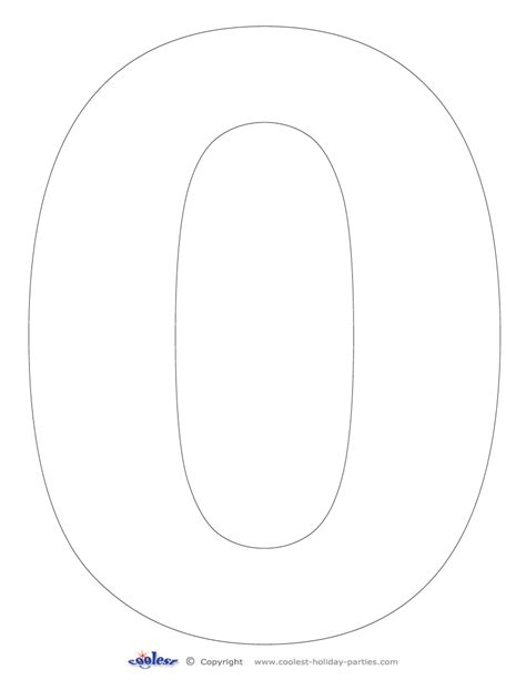 number 9 cake template image gallery number 0 stencil