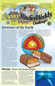 science studies weekly challenger grade 5