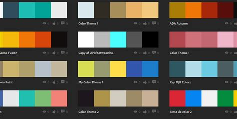 color schemes creating a color scheme stellar nine design