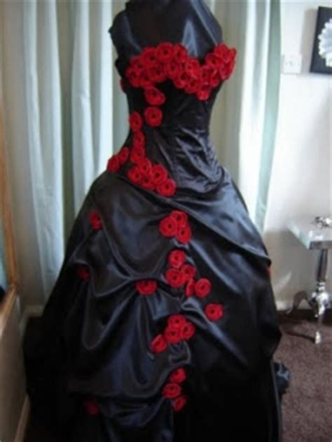 horror themed clothing uk amity originals halloween wedding wednesday the dress