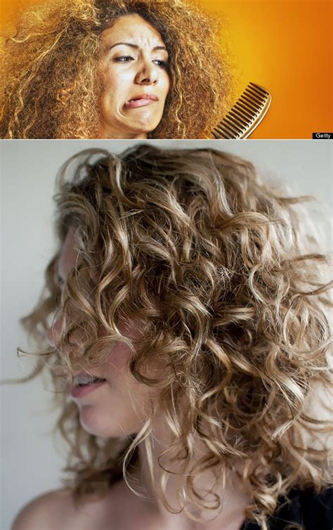 how to avoid triangle hair 6 curly hair mistakes to avoid alldaychic