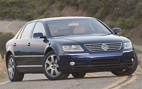 volkswagen phaeton  sale pricing features edmunds
