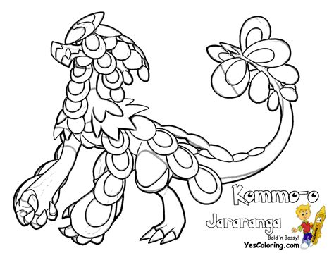 Jangmo O Coloring Page by Cool Mario Pictures Coloring Mario Bros Free