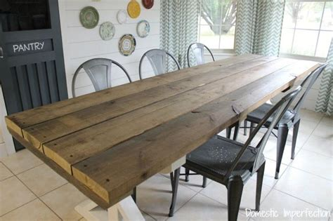 picnic style dining room table dining room tables that look like picnic tables 28