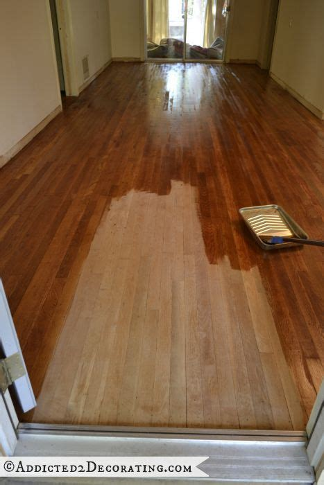 Diy Hardwood Floor Refinishing 23 Best Images About Diy Refinishing Hardwood Floors On Pinterest Stains The Family Handyman