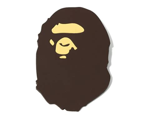 a bathing ape ape door stopper freshness mag