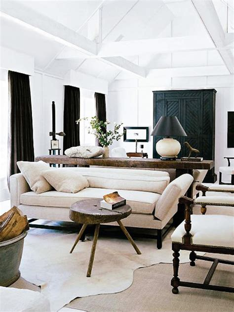 Living Room With Cowhide Rug - 5 brilliant ways to style cowhide rugs thou swell