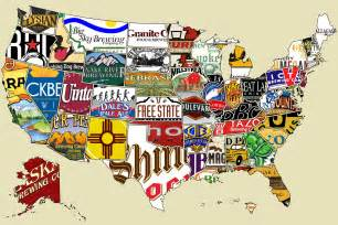 united states brewery map institute