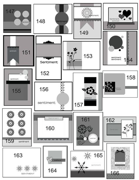 Sketch Card Template by Best 25 Card Sketches Ideas On Card Templates