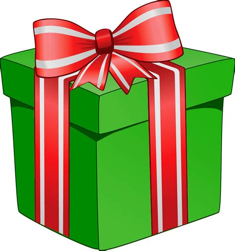 christmas gift box clipart clipart suggest
