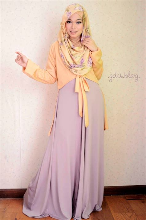 tutorial hijab anak aa gym desain hijab cantik rancangan putri aa gym dream co id