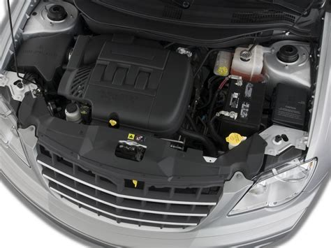 how does a cars engine work 2009 chrysler pt cruiser security system image 2008 chrysler pacifica 4 door wagon touring fwd engine size 1024 x 768 type gif