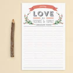 Wedding Guestbook Template by Omg 80 Free Wedding Printables Wedding Program Templates