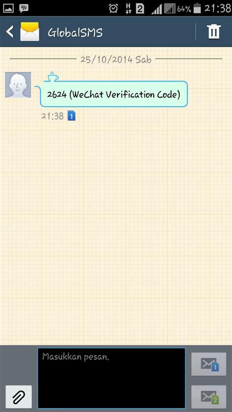 cara membuat virus di wechat cara daftar buat akun wechat id di android mudah cepat