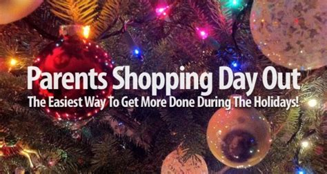 shopping for s day parents shopping day out deaton karate studio mount