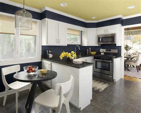 desain dapur warna hitam putih dekorasi warna hitam putih desain interior mewah nan elegan