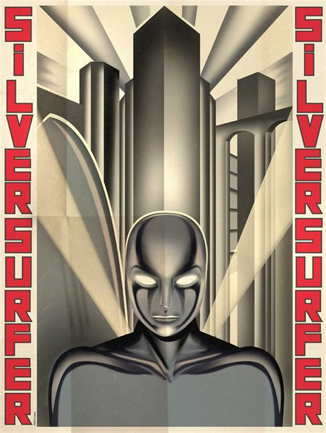design art deco poster decorate your geeky lair with these cool art deco
