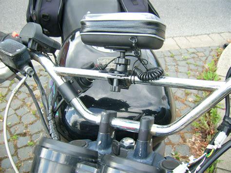 Fahrradtacho An Motorrad Bauen by Motorradnavi Seite 2 Navigationsger 228 Te