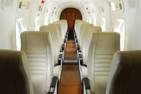 Beechcraft 1900 Interior by Premier Jet Aviation Jetav Hawker Beechcraft 1900d