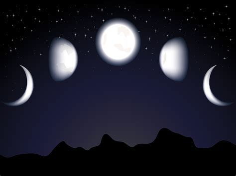 moon background moon and backgrounds design nature templates