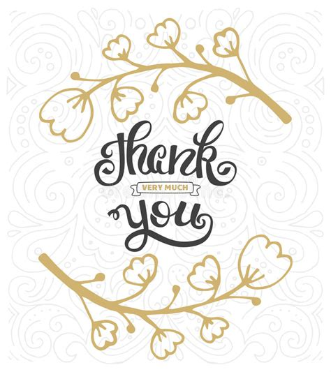 free card calligraphy template thank you lettering sign for a card template