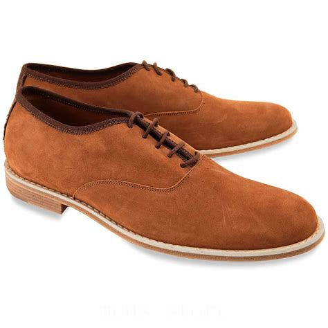brown shoes simple marc lace ups brown shoes for discount
