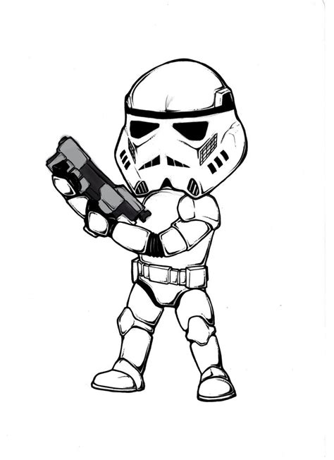 storm troopers free coloring pages