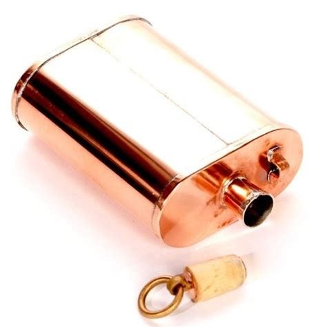 Handmade Copper Flask - 39 awesome flasks refined