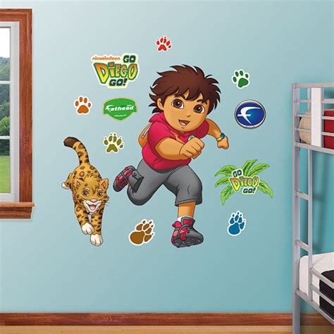 fatheads wall stickers diego fathead wall sticker wall decor store
